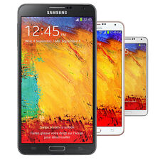 New Samsung Galaxy Note 3 III SM-N900 AT&T T-Mobile (GSM UNLOCKED) Cell Phone