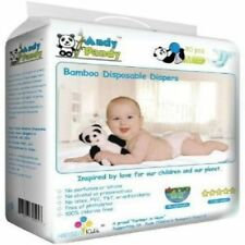 Premium Bamboo Diapers 100% Biodegradable & Free Of Any Harsh Chemicals
