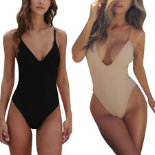 Women Sexy Bodycon Swimsuit Bandeau Strapless Bandage Jumpsuits Rompers Great