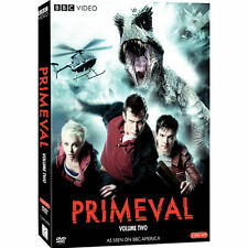 Primeval - Volume 2 (DVD, 2009, 3-Disc Set) FREE SHIPPING PERFECT CONDITION