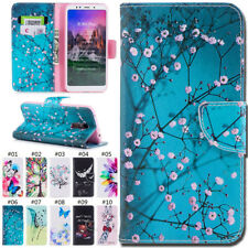 Wallet Card Slot PU Leather TPU Skin Protective Flip Stand Case Cover For Xiaomi