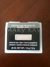 Mary Kay Mineral Eye Color in CRYSTALLINE, MOONSTONE or IRIS