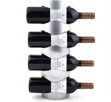 Creative Wine Rack Holders Home Bar Wall Grape Bottle Display Stand Suspension