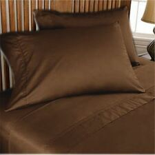 Queen King CalKing Duvet/Fitted/Sheet Set Chocolate 1000TC Egyptian Cotton