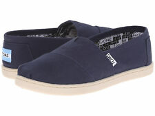 Toms Canvas Classic Kids Navy