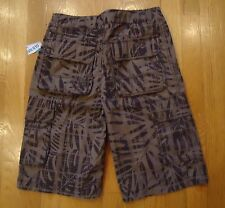 NWT OLD NAVY CARGO SHORTS BOYS SIZE 12 MSRP $34