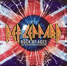 Def Leppard - Rock of Ages: The Definitive Collection ON  CD  SEALED NIB