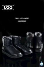 OZWEAR Connection WATER RESISTANTS Ugg Boots fashion - Black