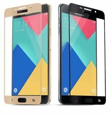9H Edge Full Cover Tempered Glass Film Screen Protector For Samsung Galaxy Phone