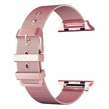 For Apple Watch 38/42mm Series 1 2 3 Stainless Steel Buckle Strap Band Girls