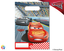 Disney Cars 3 - Birthday Party Loot Bags Choose Required Quantity