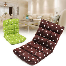 Modern Foldable Sofa Bed Lounge Floor Recliner Adjustable Couch Sleeper Leisure