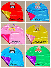 Disney Princess - Kids Birthday Party Favors - Mask, Cape can Personalize Name
