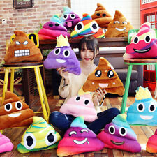 High Quality Emoticon Pillow 20 Inch Poop Poo Plush Toy Stuffed Family Emoji