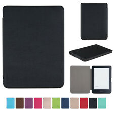 Leather Case Cover for Kobo Clara HD 6 inch eReader Auto Wake/Sleep Function New