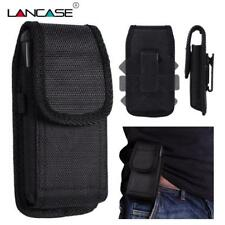 Pouch Case Phone Belt Vertical Holster Universal Clip Flip Holder for Cell Phone