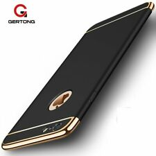 Electro-Plated Luxury Metallic Matte Hard Shell Case Cover iPhone X 8 7 6 Plus