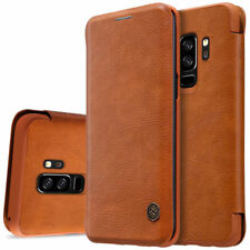 Samsung Galaxy S9 S8 Plus Note 8 Shockproof Flip Card Slot Wallet leather Case
