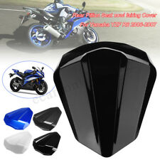 Motorcycle Rear Pillion Seat Cowl Fairing Cover For Yamaha YZF R6 2006-2007 B