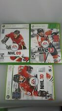 NHL 09 / 10 CIB (Microsoft Xbox 360) Pick One
