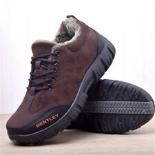 Mens Sport Plus Velvet Warm Shoes Casual Climbing Trainers Outdoor Sneakers Cozy
