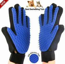 5 Color Pet Grooming Glove Massage Magic Hair Remover Fur Single Hand