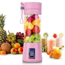 Portable Size USB Electric Fruit Juicer Handheld Smoothie Maker Blender Sport