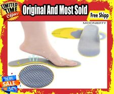 Famous SUPERFEET Premium Yellow Insoles Inserts New In Box B C D E F G