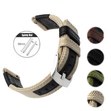 20mm 22mm Quick Release Watch Band Strap Samsung Galaxy Watch Smart Watch Band