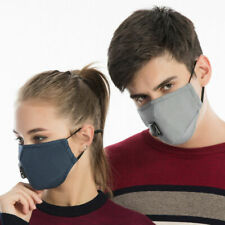 Adult PM2.5 Washable Haze Filter Mouth Face Mask Anti-Dust Cycling Respirator