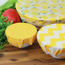 Food Sustainable Reusable Wraps Wrap Friendly Eco Pack Food Storage Organic