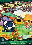 Connie the Cow - Adventures on the Farm (DVD, 2004) NEW Factory Sealed