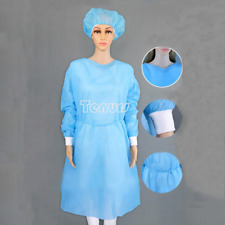 dental Medical Non-woven Fabric Disposable gown thin and light dust aprons
