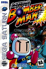 122728 Saturn Bomberman Sega Saturn Decor LAMINATED POSTER DE