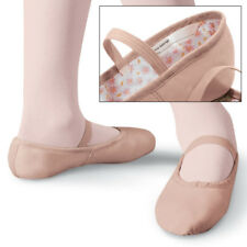 CAPEZIO 205 DAISY PINK BALLET SLIPPERS VARIOUS SIZES