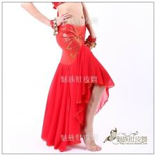 Sexy Belly Dance Fishtail Skirt Costume Dress 9 colours