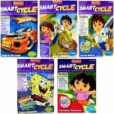 NEW FISHER PRICE SMART CYCLE SOFTWARE CARTRIDGE GAME