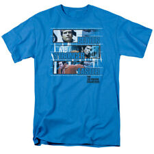 The Six Million Dollar Man Better Stronger Faster 2 Licensed NBC Adult Shirt S-3