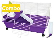*COMBO* HOME SWEET HOME X-LARGE CAGE & ACCS GUINEA PIGS RABBIT FERRET CHINCHILLA