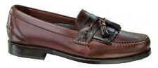 Neil M Murphy Men's Leather Slip On Shoes Walnut/Gaucho NM382002 All Sizes