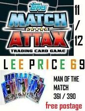 MATCH ATTAX 11/12 CHOOSE ANY MAN OF THE MATCH CARDS (LIST 361-390)