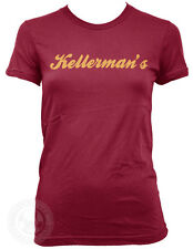 KELLERMAN'S Dirty Dancing 80's movie party costume American Apparel 2102 T Shirt