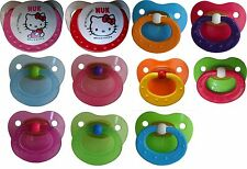 NUK 5 Nipple/NUK Shield - Baby Pacifier/Dummy/Soother with Adult Sized Nipple