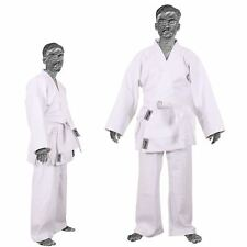 TurnerMAX Cotton Karate Martial Arts Uniform Suit Fitness MMA Adult children