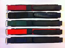 Quality Velcro Watch Strap 14mm and 18mm Various Colours Available