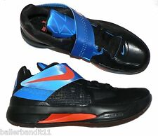 Nike mens  ZOOM KD IV shoes sneakers  473679 001 new black