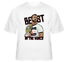 Cm Punk The Best In The World Wrestling Figure T Shirt