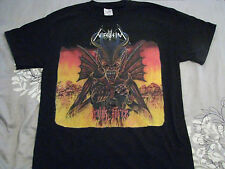 nifelheim devil's force t shirt black metal death mutiilation marduk von