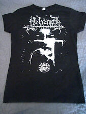 nehemah requiem tenebrae babydoll girly t shirt black metal death beherit absu