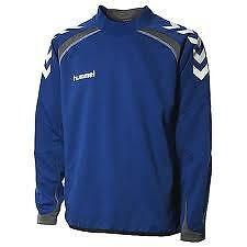 Hummel Trainingssweatshirt  Sweatshirt Sweater Handball Fussball Sport  Training